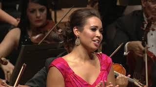 Nadine Sierra con la Orquesta Sinfónica de Minería 2018