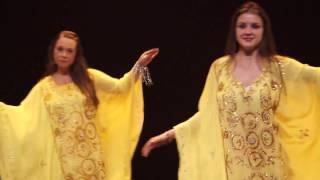Khaleeji Danse du Golfe Persique