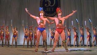 Bailes del ballet Espartaco