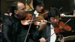 Forbidden violin concerto, I Movement