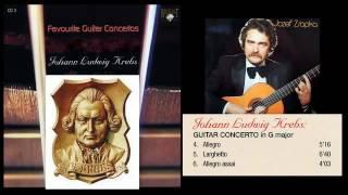 Guitar Concerto in G major
