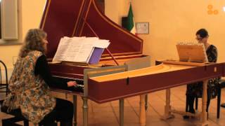 Concerto in a minor for two harpsichords