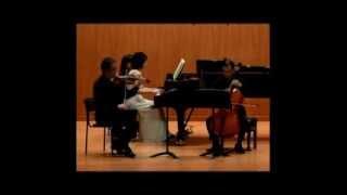 Piano Trio in E flat major, Hob XV;29
