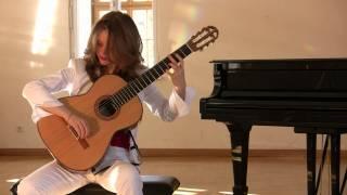 Sonata II BWV 1003, Fuga
