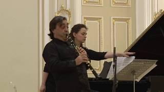 Intermezzo for clarinet