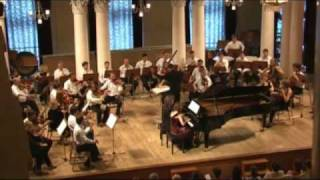 Concerto for piano four hands and orchestra part 3/1