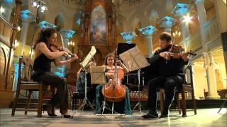 Piano Quartet E flat major KV 493, I Allegro