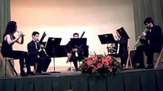 Quinteto Op. 56 No. 3 en Fa Mayor