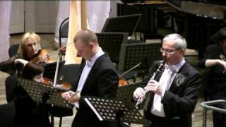 Sinfonia Concertante for Flute, Clarinet, Orchestra, Op.41 (3rd movt.)