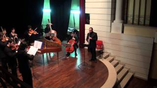 Concerto N° 2 in Sol per clarinetto