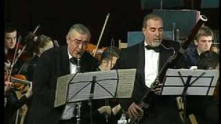 Concertino for Clarinet&Bassoon, I Mov