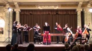 Aria V in G major