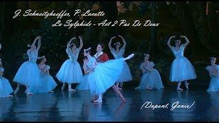 La Sylphide - Act 2 Pas de Deux