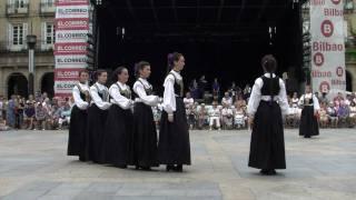 Axuri beltza - Danza de Jaurrieta