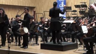 Txistu Bandarako eta Ganbera Orkestrarako Kontzertua