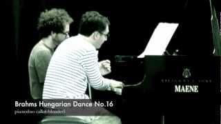 Hungarian Dance No. 16