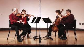 Quartet No. 2 in A Major