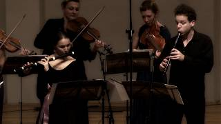 Concerto for recorder, flute, strings