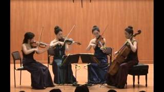 String Quartet No. 9 in C major, Op. 59, No. 3