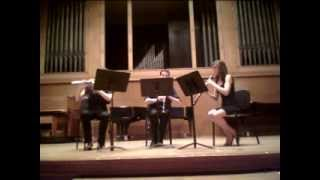 Divertimento for Wind Trio