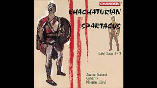 Spartacus, Suite No. 3