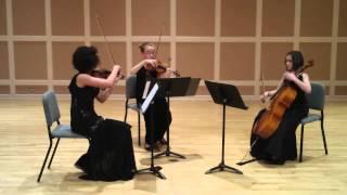 String Trio in G minor