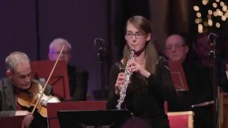 Oboe Concerto in D minor op 9 no 2. III Mov