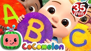 ABC Song + More Nursery Rhymes