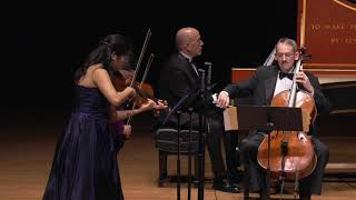 Capriccio for Violin, Two Violas, Cello, and Continuo