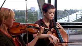 Stringquartet nr 1, part 3
