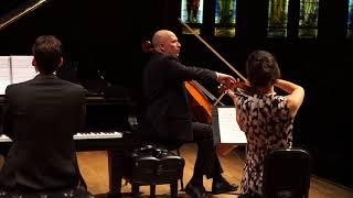 Trio no 1 -Adagio sostenuto