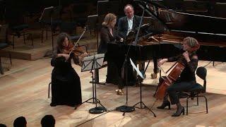 Trio pour violon, violoncelle et piano