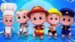 Lima Bayi-Bayi Kecil
