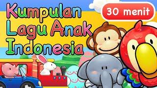 Lagu Anak Indonesia 30 Menit