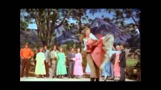 Siete novias para siete hermanos – Baile