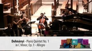Piano Quintet in No. 1, Op. 1
