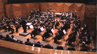 Symphony in C Major (first movement)