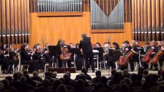 Simfonia concertante for Cello and Orchestra