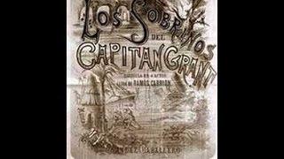 Sobrinos del Capitán Grant. Zarzuela en cuatro actos