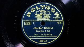 Martha – Overture