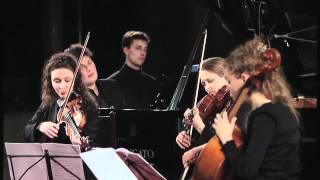 Quintette en fa majeur. Adagio non troppo