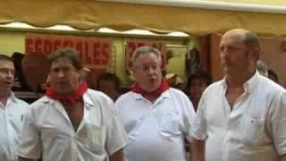 Fiestas de Estella, la Jota (cantada)