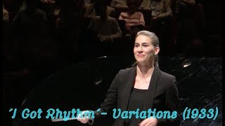 I Got Rhythm. Variations for Piano and Orchestra