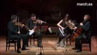 Cuarteto no. 2 op. 14, II. Adagio