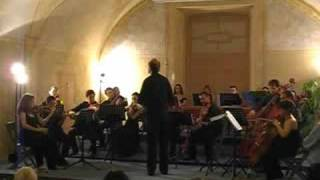 Sinfonia Venezia- Andante/allegro