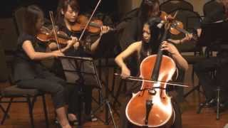 Cello Concerto in C minor, Mvt. 2
