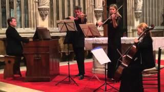 Bagatellen, op. 47, pour deux violons, violoncelle et harmonium