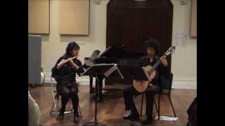 Sonatina for flute & guitar