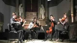 Quintet - III Scherzo