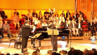 Concert-Caprice for two violins on Norwegian Themes